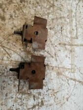 1990-1992 Lincoln Mark Series Ac Condenser Upper Brackets Support Oem 170985 (Fits: Lincoln)
