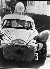 Batman Cesar Romero The Joker Eartha Kitt Catwoman Car Vintage Photo & Negative