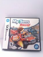MySims Racing (Nintendo DS, 2009) Complete Tested & Fast Shipping