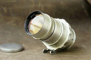 Jupiter -11 4/135mm Russian lens for Konvas Kinor mount Cine movie camera