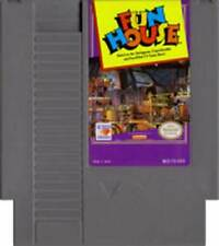 Fun House - NES Nintendo Great Game