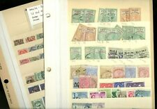 MAURITIUS, MALTA,  includes Revenues, Excellent assortment of Stamps in 2 stock