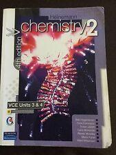 Heinemann Chemistry 2 4th edition VCE 3 & 4