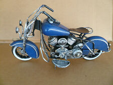 Large Metal Harley Davidson Motorcycle Display Item. New In Box.