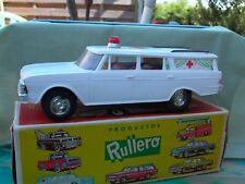 Tekno:lot de2-Packard break postal+ambulance Zonen,état d'usage+ 3Majorette