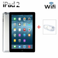 Apple iPad 2 32GB, WLAN, 24,64 cm, (9,7 Zoll) - Schwarz Wifi-Version +USB Cable