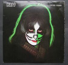 Peter Criss (Kiss) Solo LP 1978 + Poster & Insert VG/VG RARE!