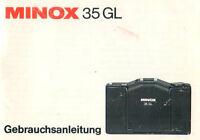 MINOX - 35GL - Gebrauchsanleitung - B2239