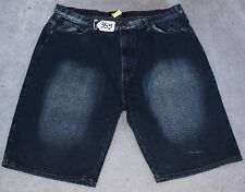 JEAN STATION FLAT FRONT SHORTS. SIZE - W42 X L13. TAG NO. 35y