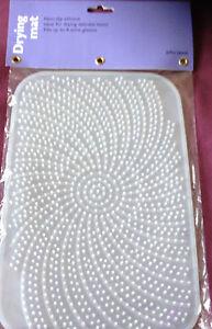 john lewis Non-slip silicone Drying Mat/ heat resistant table trivet