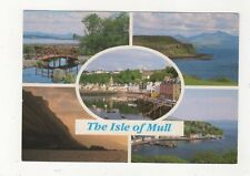 The Isle Of Mull 2000 Postcard 527a
