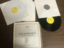 8 DG Deutsche Grammophon Box Set Wiener Bohm Classical NM Records LOT Symphony