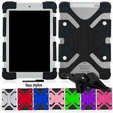 """Universal a prueba de impactos Estuche con Cubierta Soporte de Silicona para diversos Tablet 7"""" 8"""" + Lápiz"""