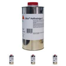 Sika Haftreiniger 1 Reiniger für Metalle Kunststoffe Fliesen Reinigung 1000 ml