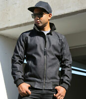 Result - Stone Wash Denim Soft Shell Jacket - Waterproof, Windproof & Breathable