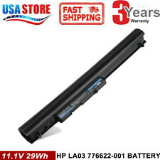 Battery For HP 15-F233WM 15-F240CA 15-F247NR 15-F271WM 15-F272WM 776622-001 LA03