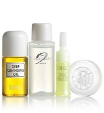 DHC Olive Essentials Travel Set, includes four free samples