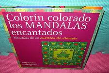 Mandalas-mandalas of the stories of always-colorin colorado