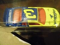 New 1995 Action 1:24 Diecast NASCAR Dale Earnhardt Sr Wrangler Aerocoupe Monte