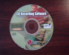 CD Recording Software for Win 98/2000 Pro/Me XP NT4.0 Roxio ECDC Direct Ver02-02