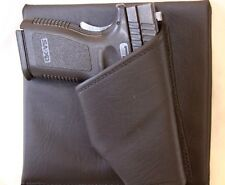 "DETONICS COMBAT MASTER Purse Holster BLACK RH 4"" Creative Conceal Carry Backpack"