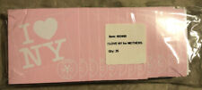 25 Pc BOND No. 9 I Love New York for MOTHERS Spray Perfume Vials Samples Carded!