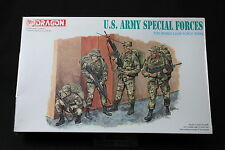 YJ034 DRAGON 1/35 maquette figurine 3024 US Army special forces