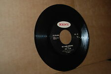 LOWELL FULSOM: NO HARD FEELINGS & EVERYDAY I HAVE THE BLUES; KENT 466 MINT- 45