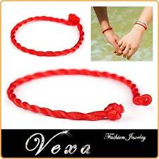 New KABBALAH Red String Bracelet Luck Protect Against Evil Eye for Success BR34