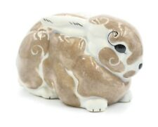 Vintage KAY FINCH California Pottery BUNNY Rabbit Figurine EXCELLENT CONDITION!