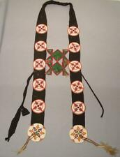 Antique American Indian Beaded Dance Harness