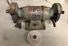 Metabo Type 705W/220V Doppelschleifmaschine Schleifbock-Grinder Machine