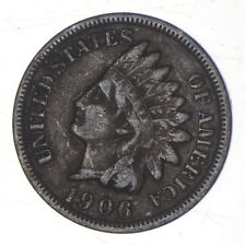 XF+ 1906 Indian Head Cent - Razor Sharp *529