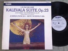 KLAMI - Kalevala Suite / Cello Fantasies PANULA NORAS FINLANDIA LP NM