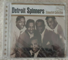 CD Album Detroit Spinners -Essential Collection New & Sealed