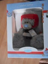 """Limited Edition """"With love from me to you"""" bear, new and boxed."""