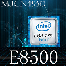 Intel Core 2 Duo  E8500  SLB9K 3.16GHz/6MB/1333 LGA775 Processor