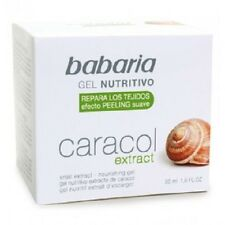 BABARIA GEL NUTRIENT PARABEN DROOL SNAIL ENRICHED ALLANTOIN, COLLAGEN