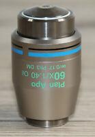 Nikon Mikroskop Microscope Objektiv Plan Apo 60x/1,40 Oil Ph3 DM (WD 0.13)