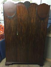 Vintage Single Door Wardrobe (ref511)