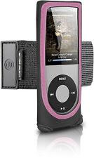 DLO Action Jacket Armband Case for iPod nano 4G (Black / Pink)