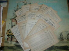Schulman, J. Amsterdam: Original Realized Prices Lists of 32 Auctions 1903-1923