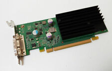 PNY Nvidia Quadro FX370 PCIe tarjeta de gráficos de video de 256MB 370 bajo perfil