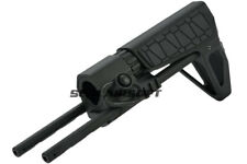G&P PDW Airsoft Toy Stock (Slim) For Marui M4 / M16 AEG (Checker, BK) COP105BK