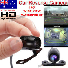 AU Monitor Car Rear View Camera CCD IR LED Reverse Waterproof Night Vision Kit