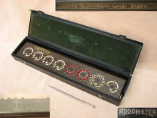 1950's ADDOMETER sterling calculator retailed by Taylors Chancery Lane, London