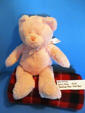 Ganz Baby Pink Blessings Teddy Bear plush(310-3472)
