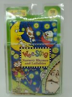 Wee Sing Nursery Rhymes and Lullabies 77 Songs 1 Hour CD and 64 Page Book New