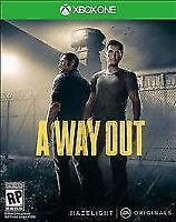 Way Out (Microsoft Xbox One, 2018)