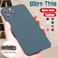 Ultra Thin PP Case For iPhone 12 mini 11 Pro Max X XR XS Matte Clear Phone Cover